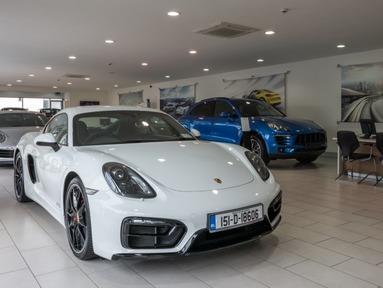 Approved Pre-Owned | Porsche Centre Dublin