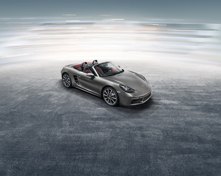 718 Boxster.