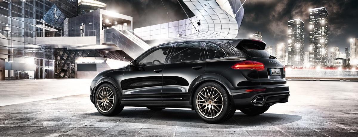 Porsche News Update New Cayenne Platinum Editions Announced
